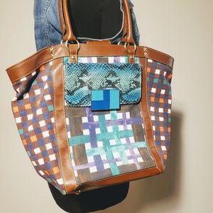 Handbags - Duro Olowu bag by JCP